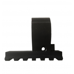 Front pipe bracket with...