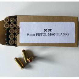 Blanks  9x19 i ask 50 pack